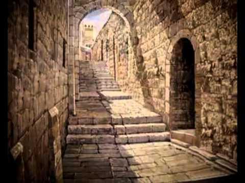 216 Крестный путь Иисуса Христа на Голгофу - YouTube