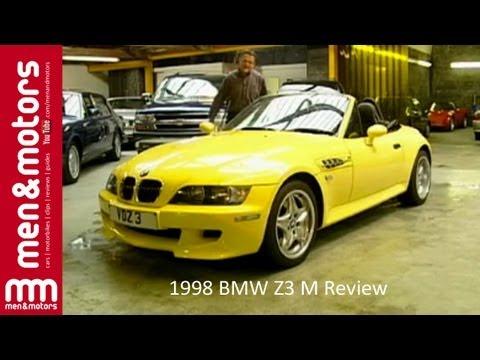 1998 BMW Z3 M Review