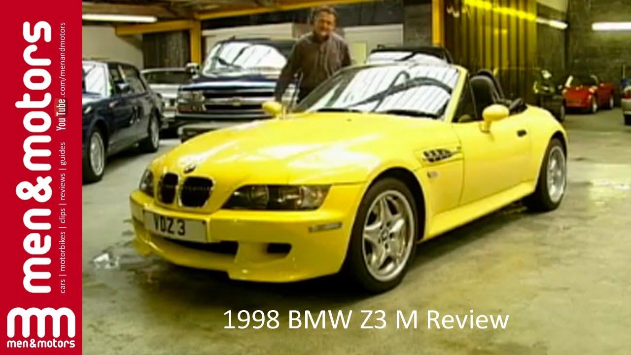 1998 Bmw Z3 M Review Youtube