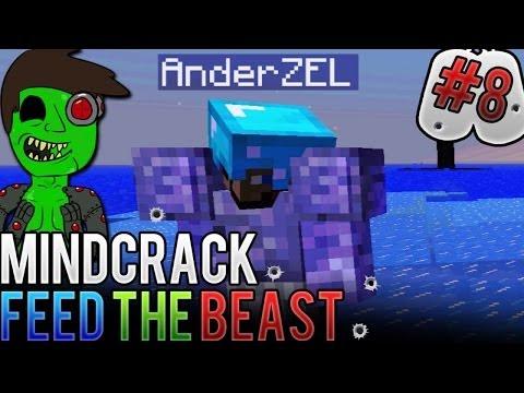 Mindcrack Minecraft FTB - Infinite TNT & Fatman Suit - S2E08