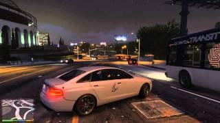 GTA 5/GTA V - PS4/Xbox One Gameplay (Night Gameplay) (GTA 5 PS4 Gameplay) (GTA 5 Next Gen)