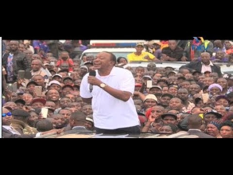 The bumpy road to Uhuru Kenyatta's 2nd term as President of Kenya