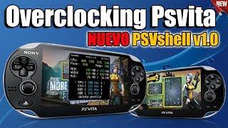 Hazle Overcloking a tu PSVITA - PSVshell v1.0 NUEVO PLUGIN