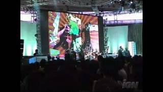 The Rub Rabbits! Nintendo DS Gameplay - TGS 2005 - Live