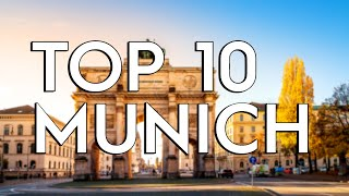 ✅ TOP 10: Things To Do In Munich