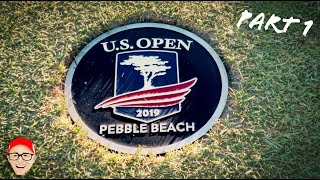 PEBBLE BEACH GOLF LINKS - PART 1