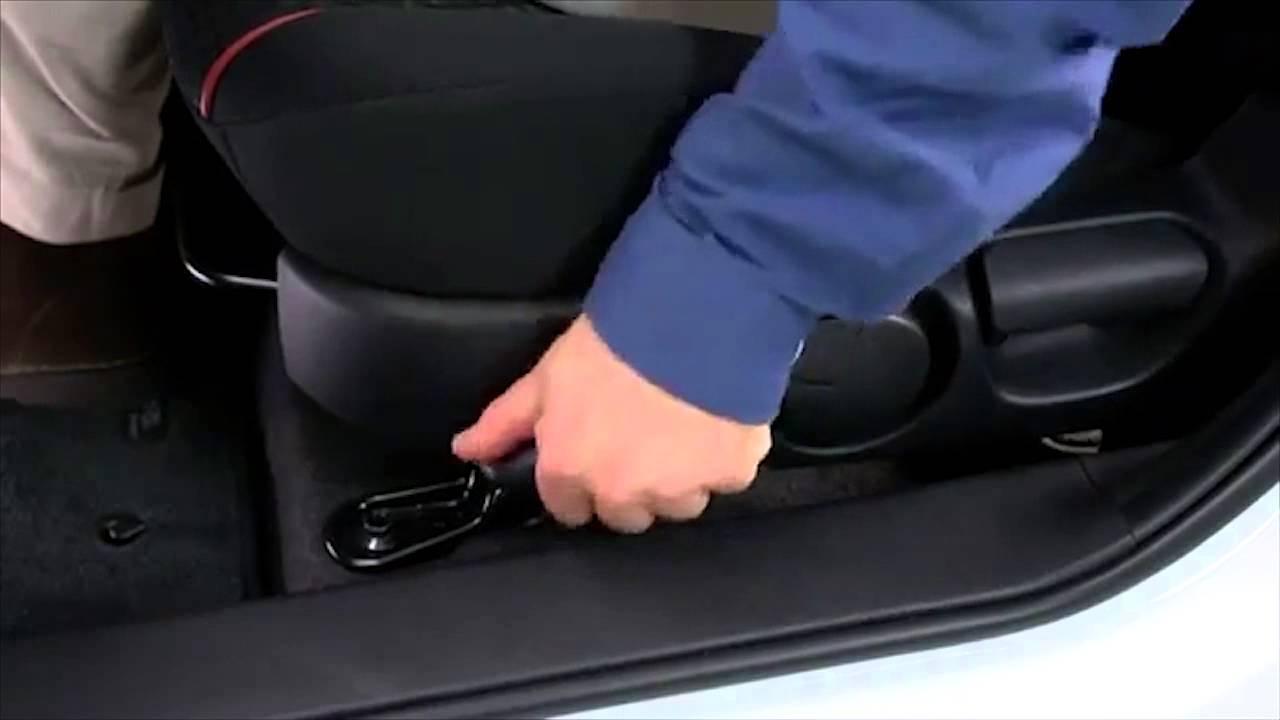 Mazda 3 Service Manual: Front Seat RemovalInstallation