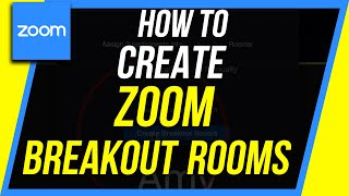 How to Activate and Use Breakout Room in Zoom