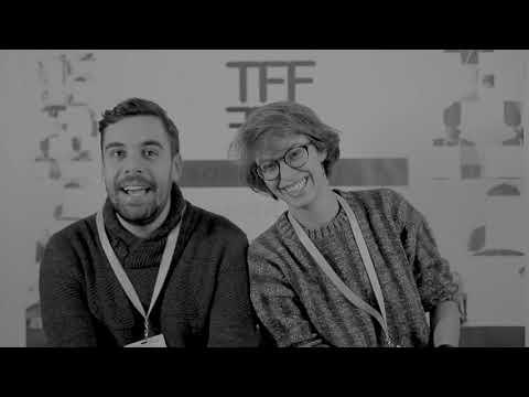 TFF OFF 2018 - Intervista a Giovanni Mauriello e Letizia Salerno Pittalis