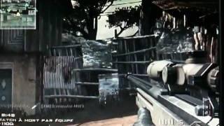 Test du gameplay de MW3 en ligne