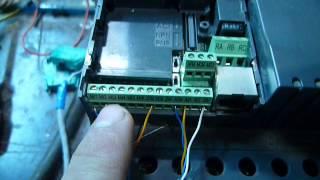 пЧ Дельта подключение переменного резистора