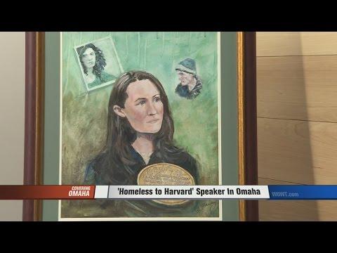 'Homeless to Harvard' Speaker In Omaha