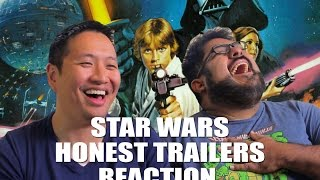 Star Wars Honest Trailers Reaction