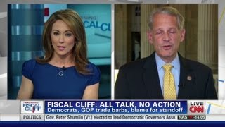 CNN Newsroom - Dem: GOP needed for fiscal cliff petition