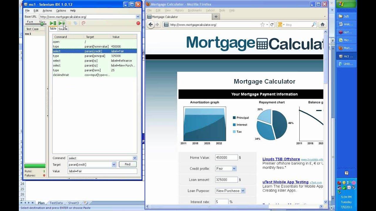 Software Testing Vedio Training: Selenium overview