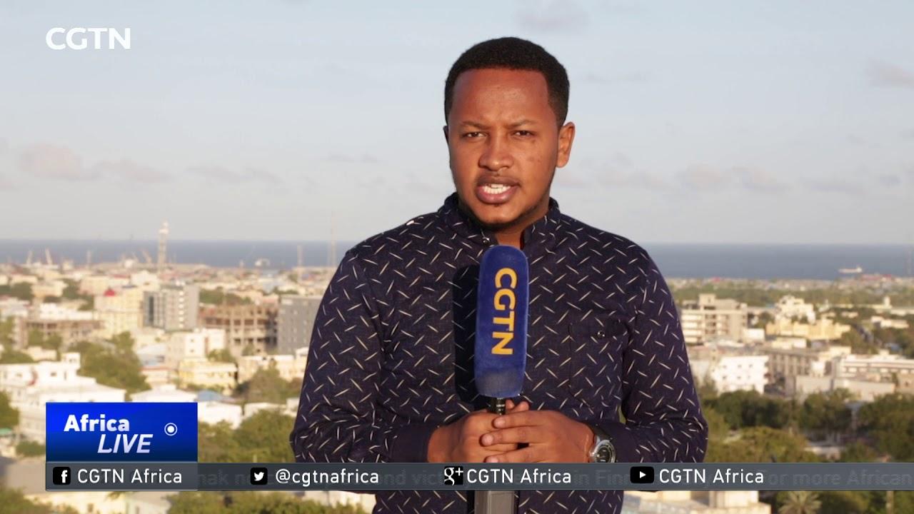 Somali president visits Eritrea as diplomatic ties improve