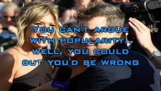 Robbie Williams - Handsome man Lyrics HD