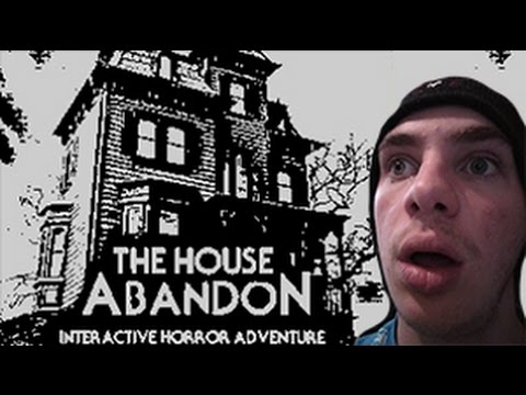 I CONTROL A PERSON! - The house abandon - Text-Based Interactive Horror Video Game