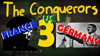 When you Turret Spam - Roblox The Conquerors 3 [FRANCE VS. GERMANY]