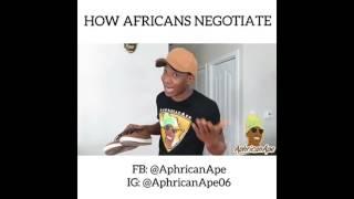 AphricanApe06 compilation video pt 2