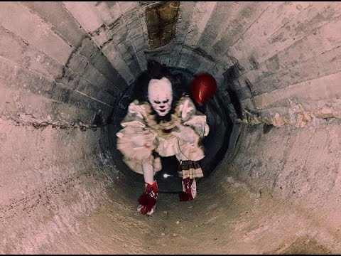 IT PENNYWISE //MAKEUP