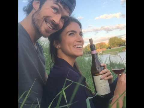 Ian Somerhalder's Birthday Tribute to Pregnant Wife Nikki Reed Will Restore Your Faith in Love