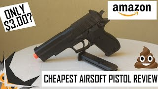 Video WORST $3 AIRSOFT PISTOL? | UKARMS M1911 SPRING AIRSOFT download MP3, 3GP, MP4, WEBM, AVI, FLV Juni 2018