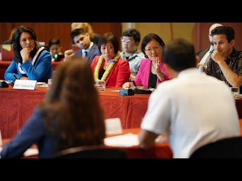 Senate Field Hearing On Hawaii False Missile Alert