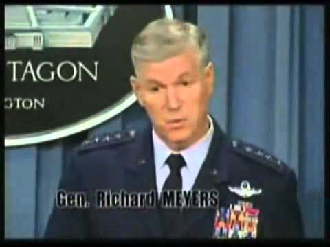 Rumsfeld and Gen  Myers asked about energy beam weapons