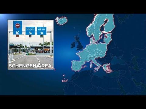 'Шенген' заработает до