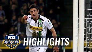 Stindl puts Gladbach up early vs. Werder Bremen   2015–16 Bundesliga Highlights