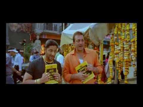 Video   Munnabhai Chale America Online Trailer   Sanjay Dutt  Arshad Warsi Videos  Trailers  Bollywood Movies   Music Videos