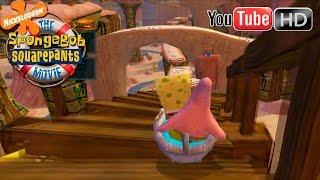 The SpongeBob SquarePants Movie (Xbox) - ✪ Part #4 ✪ | Full HD