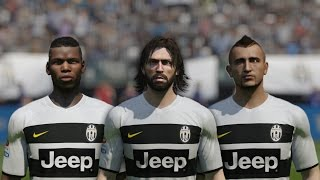 FIFA 15 | Juventus F.C. New Home Kit 15/16 Thumbnail