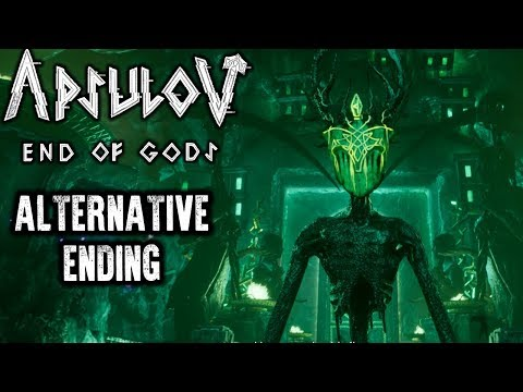 Apsulov: End of Gods  Alternative Ending  Joining Loki