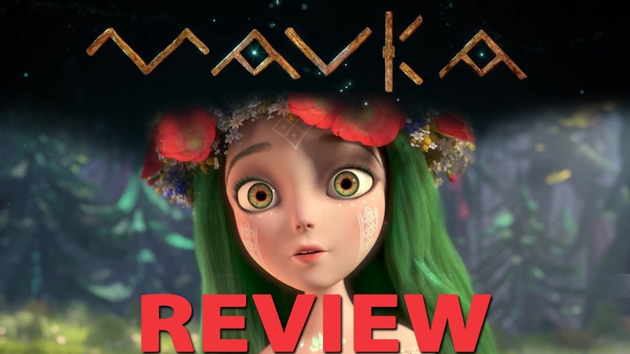 Mavka The Forest Song - Movie by FilmUA Group - Teaser Trailer Review /  Reaction / Behind the Scenes