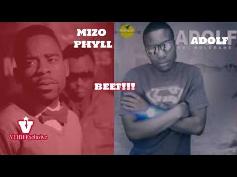 Mizo Phyll Vs Adolf   BEEF!!!!  (VLHH Exclusive)
