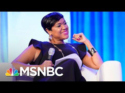 Tiffany Cross Gives Sneak Peek Of Her New MSNBC Show   MSNBC