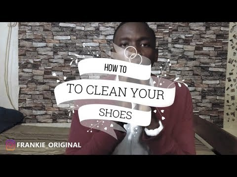 How To Clean Your Dress Shoes || The SECRET Effect.