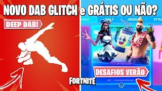 FORTNITE-DAB EMOTE GLITCH, FREE EVENT et ZAPOTRON COMING BACK?!