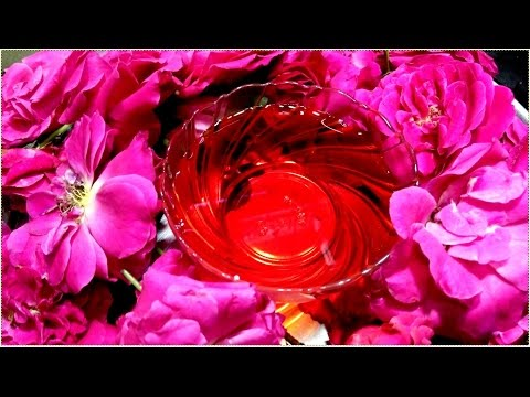 how-to-make-rose-essential-oils-at-home-and-benefits-||-ayurveda