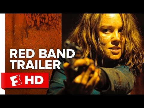 Free Fire Official Red Band Trailer 1 (2016) - Brie Larson Movie