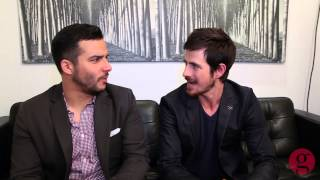 Craig Olejnik & Ennis Esmer talk 'The Listener' season 4