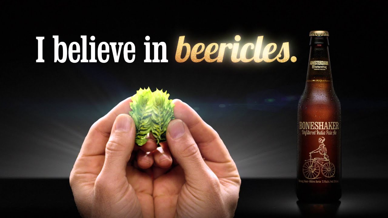 Ad of the Day: Canadian Beer Sees How Many Absurd Slogans It Can Fit