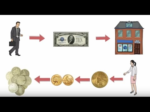 What Is Fiat Currency? A Look At The Coinage Act of 1965