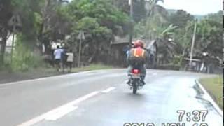 Euro 150cc Daan Hari, 4/7 Mabitac Twisties, Laguna province,Philippine 19Nov2010