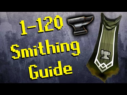 1 99 Smithing Guide Updated Runescape 2015 Fast And C