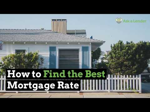 How to Get the Best Mortgage Rate | Ask a Lender