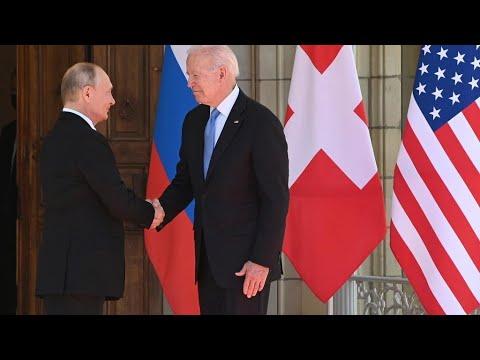 قمة بايدن وبوتين: اتفاق على إعادة تبادل السفراء وإجراء -مشاورات حول الأمن الإلكتروني-  - نشر قبل 5 ساعة