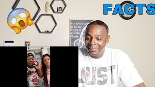 THE PRINCE FAMILY IG LIVE (THEY TOLD THE TRUTH WITH REAL RECEIPTS)**DAD REACTS)